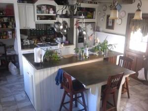 Harrington House and Gardens kitchen
